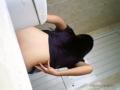 Vietnamese girl in hidden camera