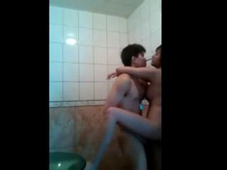 Beautiful vietnam girl fucked in bathroom