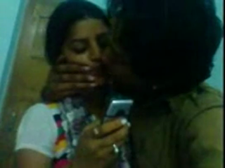 desi College girl Payel with her BF in hotel