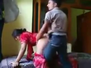 desi Akeli Punjabi bhabhi with devar