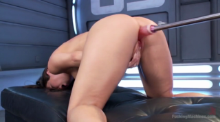 The Alluring Beauty Of Anal Machine Sex