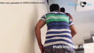 desi Desi Indian Bhabhi Sex in Staircase
