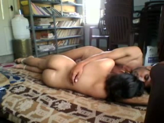 desi Indian Couple Homemade Sex On bed