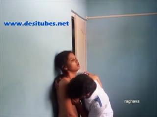 desi Desi Girlfriend Boobs Sucked By BF