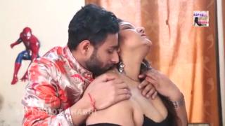 desi Sarmila Bhabhi with Devar