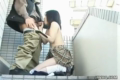 Cam shooting young Asian while hot suck action