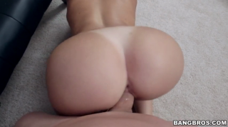 Latina Whore Stabbed With Dick Anally
