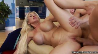 Twisting Her Backbone For Pleasure
