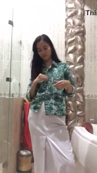 Bokep salam baju batik