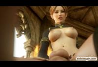 Bokep Hentai 3D Animasi Lesbian Hot xxx