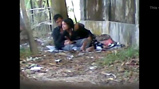 desi Manipuri girl sex in park