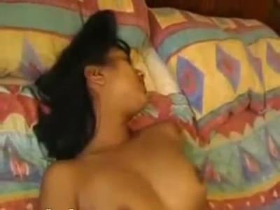 desi My dream Baby Lili on my bed
