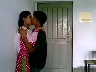 desi School Students enjoing sex in class room