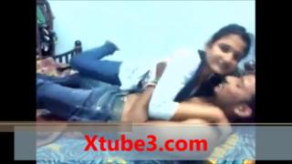 desi Hot sex with my first GF Jhuma