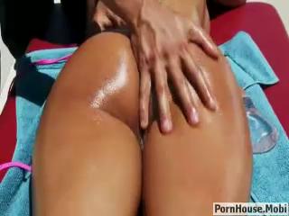 Priya Rai Outdoor Massage